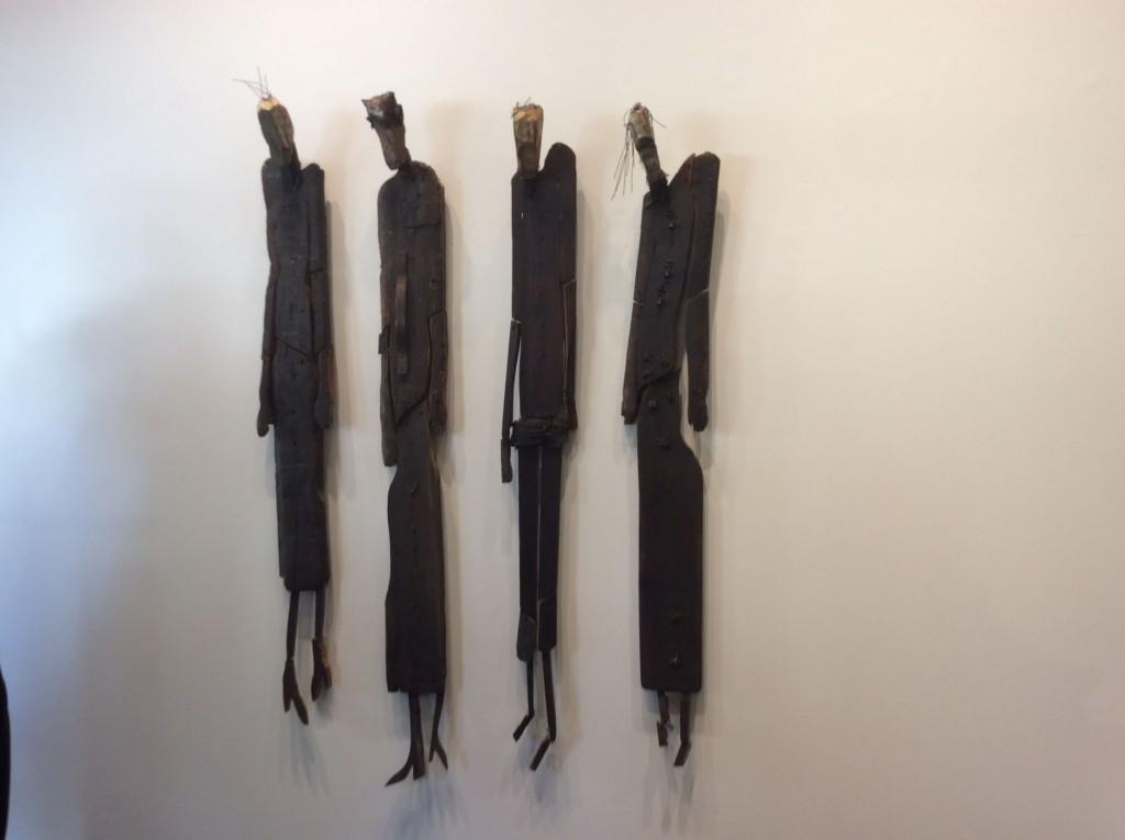 בתערוכה של אורן פישר 2-15 014
