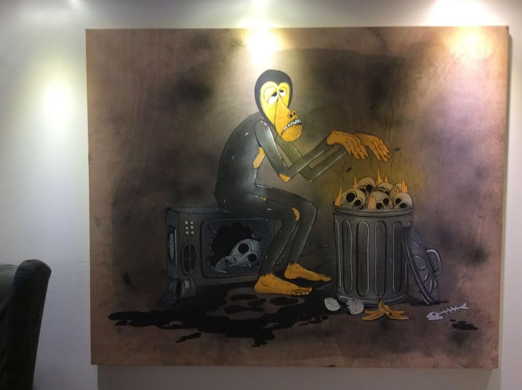 וונקי מונקי גלריה בזל מאי 15 008