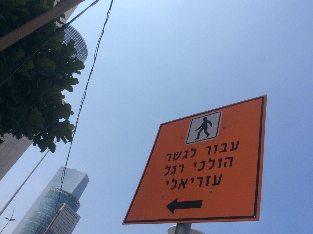 הליכה לאורך ציר ארלוזרוב יהודית וקרליבך 4-17 (1)
